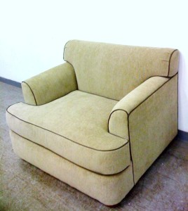 2 large armchair